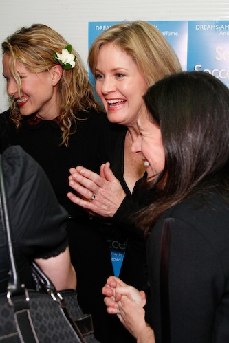 Caralyn Kozlowski, Nancy Ringham and Deborah Sonnenberg