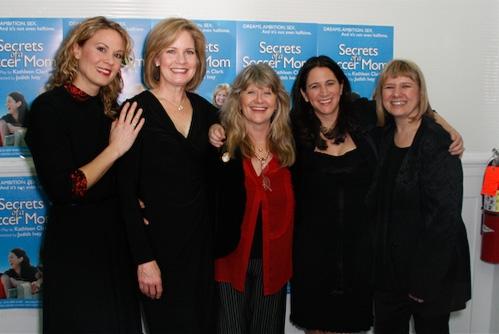 Caralyn Kozlowski, Nancy Ringham, Judith Ivey, Deborah Sonnenberg, and Kathleen Clark