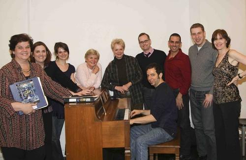 Mary-Pat Green, Donna Lynne Champlin, Jenny Fellner, Teri Ralston