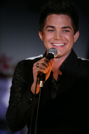 Adam Lambert Photo