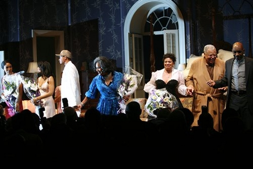 Lisa Arrindell Anderson, Anika Noni Rose, Terrence Howard, Phylicia Rashad, Debbie Allen, James Earl Jones and Lou Myers