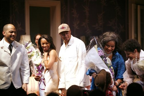 Anika Noni Rose, Terrence Howard, Phylicia Rashad and Debbie Allen