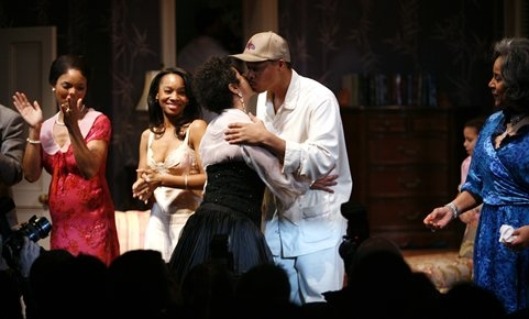Lisa Arrindell Anderson, Anika Noni Rose, Debbie Allen, Terrence Howard and Phylicia Rashad