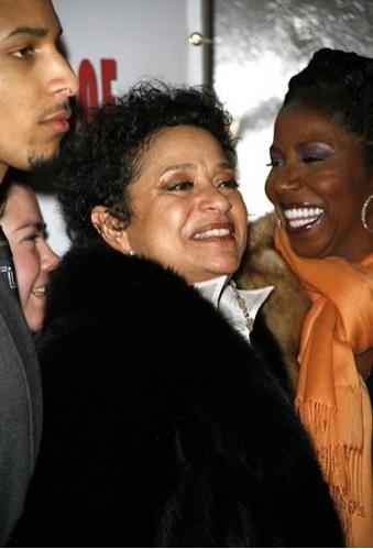 Debbie Allen and Pauletta Washington