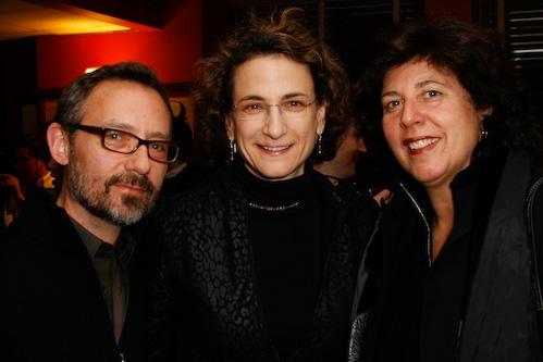 David Brian Brown, Natasha Katz, and Francesca Zambello
