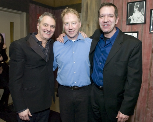 Morris Paynch, Timothy Busfield, Stephen DiMenna
