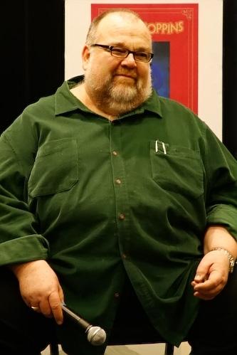 Author Michael Lassell