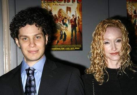 Thomas Kail and Angela Christian