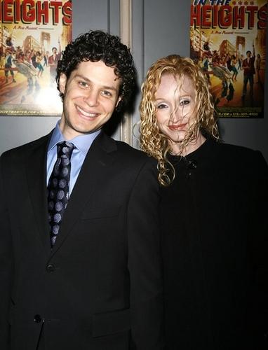 Thomas Kail and Angela Christian