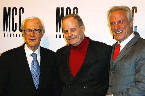 Jerry Frankel, Jeffery Richards, Robert LuPone