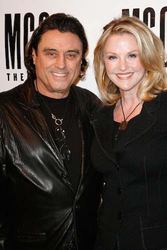 Ian McShane and Gwen McShane