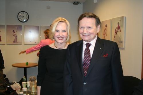 Photo Coverage: Byron Janis Celebrates 80th Birthday