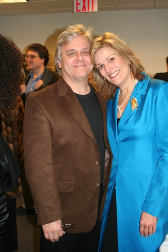 Paul Rolnick and Karen Mason