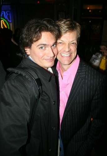 Photo Coverage: The Marcy & Zina Show and Broadway Boys at Birdland