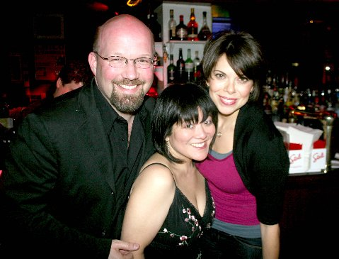 Photo Coverage: The Marcy & Zina Show and Broadway Boys at Birdland