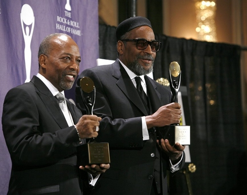 Leon Huff and Kenny Gamble