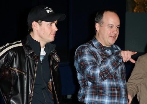 Barrett Martin and Kevin Ligon  Photo