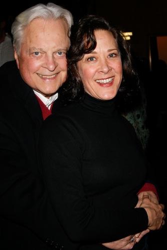 Robert Osbourne and Karen Ziemba