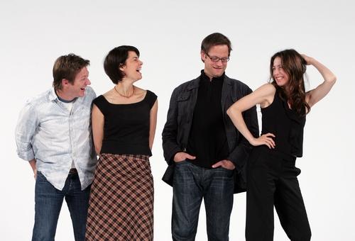 Kevin Rahm, Nancy Bell, Matt Letscher and Nancy Bell