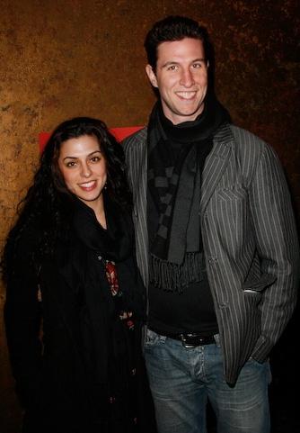 Jessica Monty and Pablo Schreiber