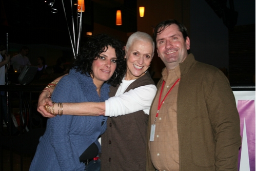 Marie Rand, Kelly Gonda and Will Willoughby Photo