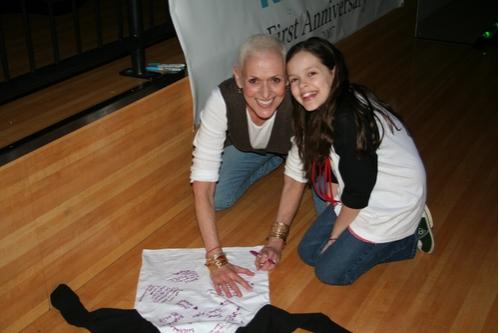 Kelly Gonda and Kelsey Fowler Photo