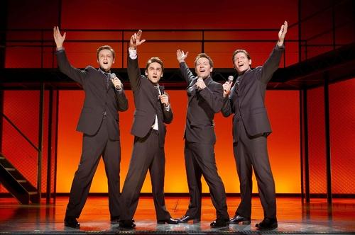 Stephen Ashfield, Ryan Molloy, Glenn Carter and Philip Bulcock Photo