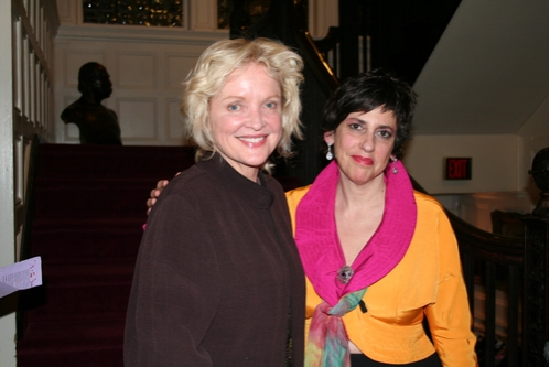 Christine Ebersole and Susan Charlotte