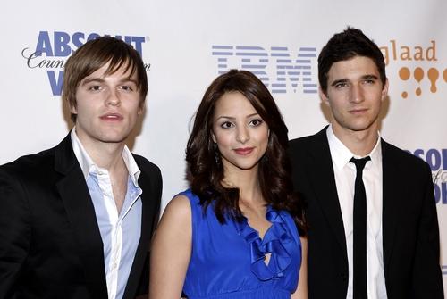 Van Hansis, Tala Ashe and Jake Silbermann