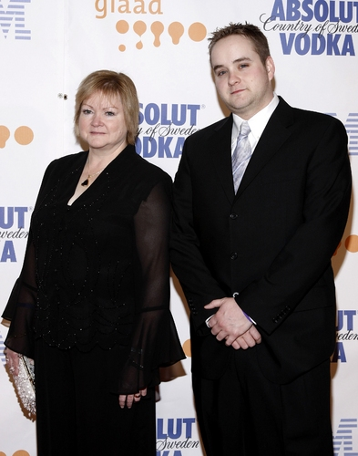 Judy Shepard and Logan Shepard