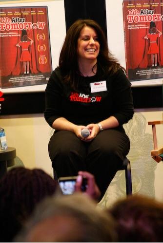 Julie Stevens, Co-director/Co-producer of 'Life After Tomorrow'