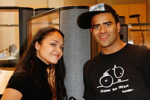 Karen Olivo and Christopher Jackson Photo