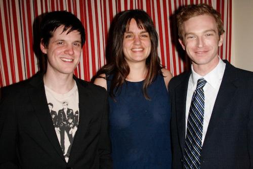 Michael Esper, Pam Mackinnon, and Gideon Banner