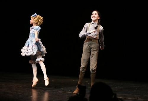 Katie Micha and Emma Rowley