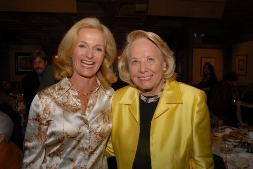 Ann Ligouri and Liz Smith