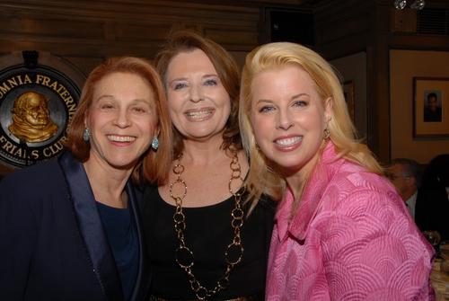 Dr. Judy Kuriansky, Randie Levine-Miller and