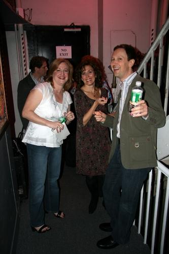 Ilene Reid, Janet Metz, Michael Heitzman