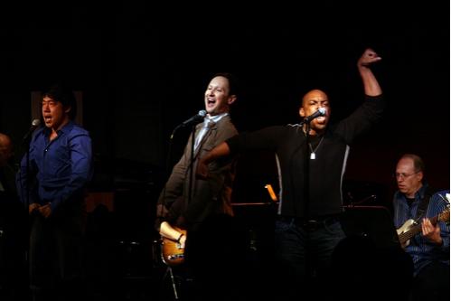 Ray Lee, Michael Heitzman, Devin Richards