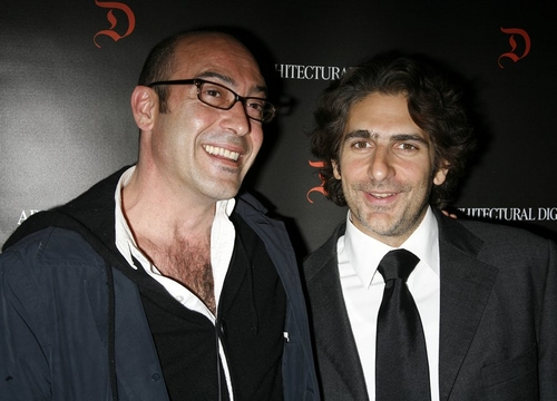 John Ventimiglia and Michael Imperioli