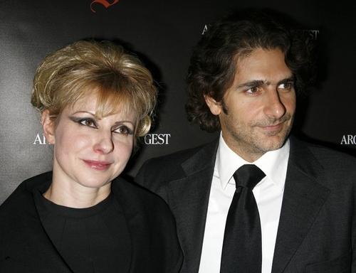 Victoria Imperioli and Michael Imperioli