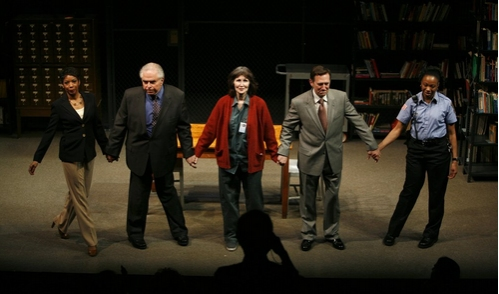 Photo Coverage: Something You Did  Opening Night
