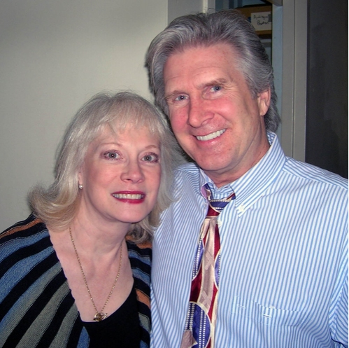 Patricia Miller and Jim Wann, co-authors of The People vs. Mona