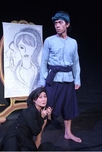 Minh Ngoc and Leon Le