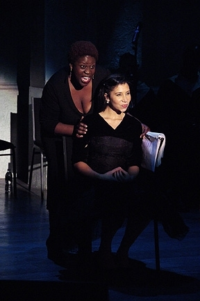 Photo Coverage: Amas Musical Theatre Honors Rashad