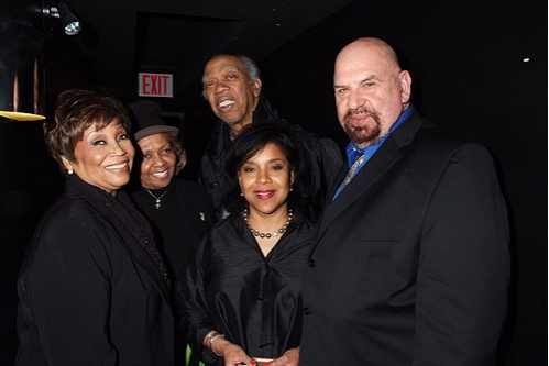 Vy Higginson, Cissy Houston, Geoffrey Holder,