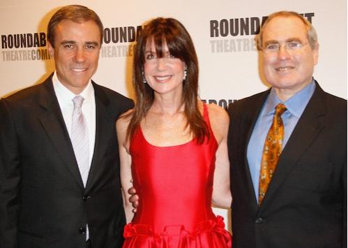 Andrew Zara, Lois Robbins, and Todd Haimes