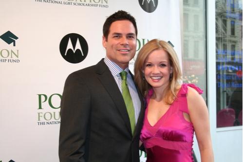 Jorge Valencia and Becky Gulsvig