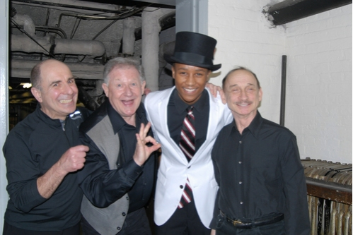 Don Percassi, Harvey Evans, Kendrick Jones, Bert Michaels