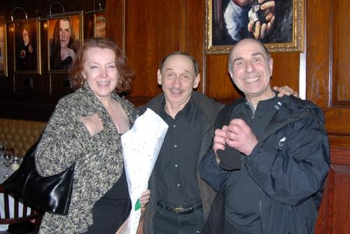 Pat Michaels, Bert Michaels and Don Percassi