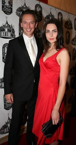 Steve Valentine and Ina Korobkina